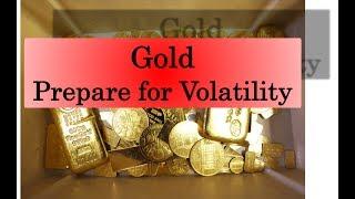 Gold & Silver Price Update - June 28, 2017 + Prepare for Volatility