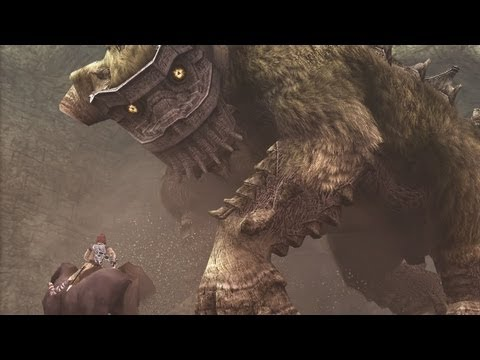Ico and Shadow of the Colossus   PS3 Video Game Reviews