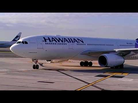 Hawaiian Airlines Heavy Thrust  (HD)