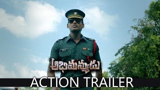 Abhimanyudu Movie Action Trailer  | Samantha | Arjun  | Promos | Back 2 Back