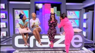 #SISTAHOOD: Slumber Party with Jessica Nkosi and Nomuzi Mabena
