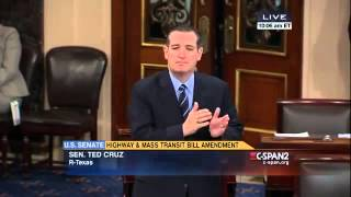 Ted Cruz Unloads on Mitch McConnell