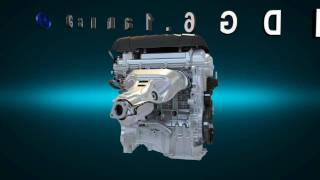 Hyundai Unveils New Gamma 1.6L GDI Engine