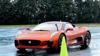 TEST DRIVE JAGUAR X-C75