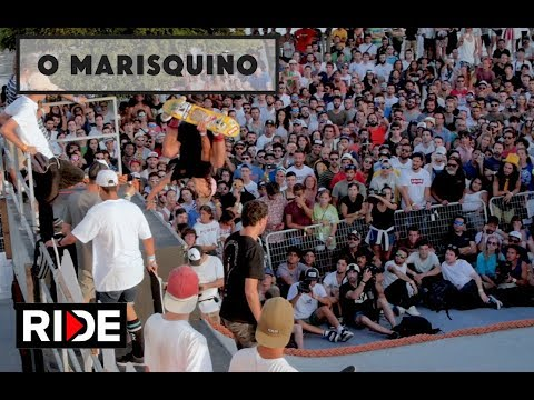 O'Marisquino 2017 - Mini Ramp Finals