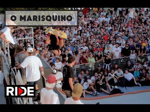 O'Marisquino 2017 - Mini Ramp Finals