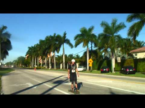 Longboarding: Adrenalina Race Time - Training for a Marathon Pt. 3
