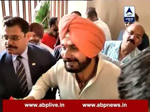Ahead of Punjab polls Navjot Sidhu resigns from RS, may join AAP