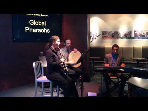 Global Pharaohs - Multicultural Music Series at Nashville International Airport