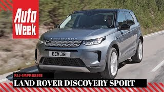 Land Rover Discovery Sport – AutoWeek Review