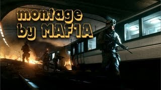 BF3 montage by maf1a [frag movie - METRO]