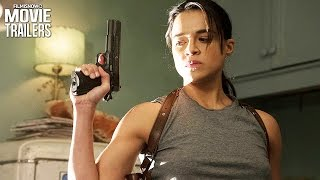 TOMBOY Trailer | Michelle Rodriguez Action Movie