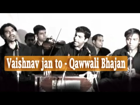 Vaishnava Jan To - Riyaaz Qawwali video