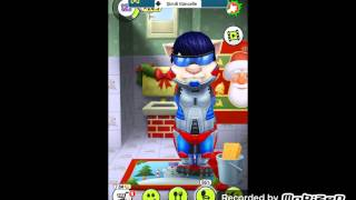 My talking tom hile apk indir