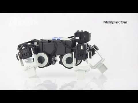 Abilix  Multiplex Car