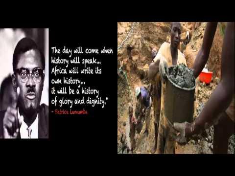 Ka'bu Ma'at Kheru:Running African,Breaking the Silence,Congo Week...