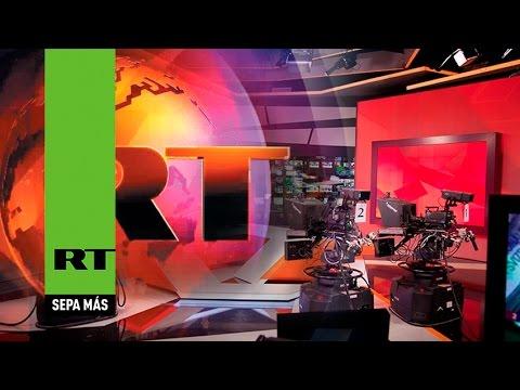 """""""EE.UU. intenta satanizar a RT porque es una cadena que obtuvo gran popularidad"""""""