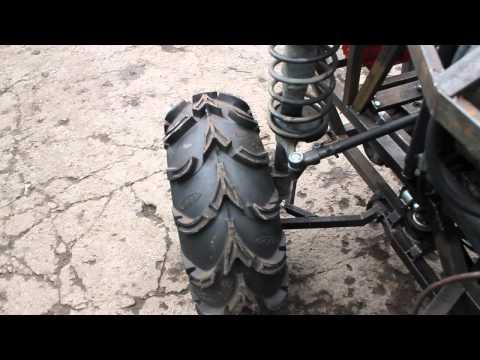 Квадроцикл своими руками кабан 82