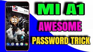 Mi A1 Auto Save Password Cool Trick | Mi A1 Secret Hidden Trick | No Root | TECHNO DUNIA | हिंदी