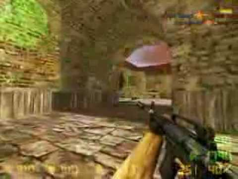 Retro: Counterstrike 1.6 Movies - KillingSpree5