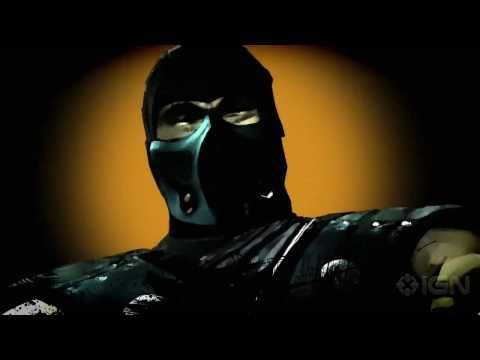 Mortal Kombat: Scorpion Trailer