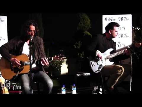 Soundgarden - Black Hole Sun (Live @ 987FM Acoustic Performance)
