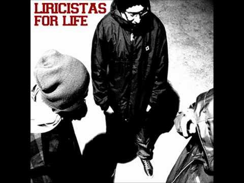 Liricistas - Entero Raper (2011)