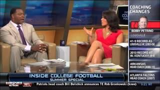 Thick Dana Jacobson (CBS Sports Network)