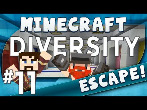 Minecraft Diversity #11 Rickroll (Escape) Music Videos