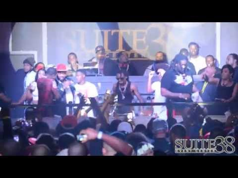 """Lil Wayne Performs """"Flicka Da Wrist"""", """"Rollin'"""", """"Ride For My Niggas"""" & More Live At SUITE 38 In Indianapolis [Video]"""