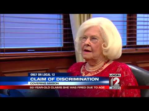 92-year-old claims age discrimination in complaint