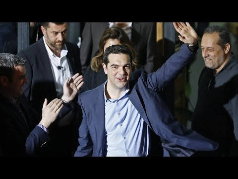 Leftist Syriza Party Wins Greece Election