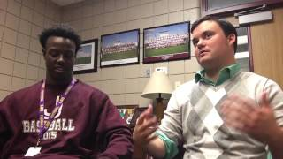 Jennings RB Travis Etienne discusses record-setting season, college offers