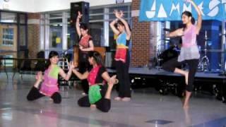 Jamnesty 2010--Indian Fusion Dance