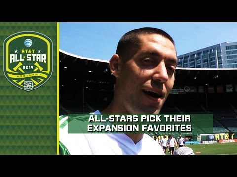 Clint Dempsey, Michael Bradley & All-Stars pick their next MLS expansion city