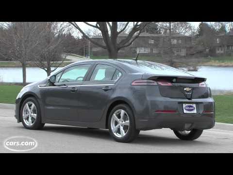 Cars.com's Chevy Volt at 18,000 Miles