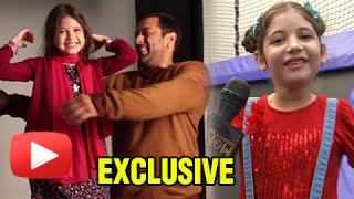 Exclusive Interview: Harshaali Aka Munni Of Bajrangi Bhaijaan Wants To Work With Salman Khan Again!