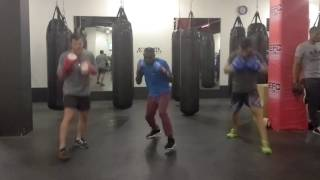 Download BeFiT Level Exercise workout at EFC Gym SANDTON Raymond Kupula professional BOXER from DRCongo 3Gp Mp4