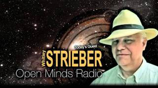 Whitley Strieber discusses mankind's fate on Open Minds Radio