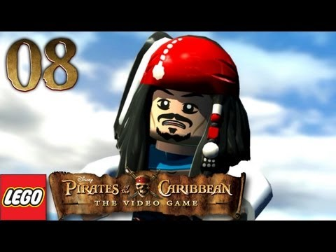 LEGO Pirates of the Caribbean | Let's Play #008 - [HD] - Lichtspiele