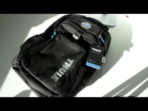 Rucksack Für TECHNIK-ZUBEHÖR?!? Backpack Von Thule 32L!?! REVIEW (ausführlich)