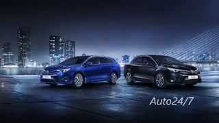 New 2015 Toyota Avensis