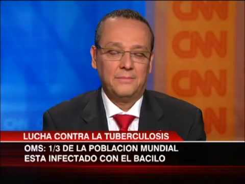 Dr. Marcos Espinal CNN Interview on World TB Day (Spanish)
