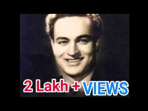 Mukesh - Na Kajre Ki Dhar (unreleased) video