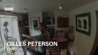 Gilles Peterson Boiler Room DJ set
