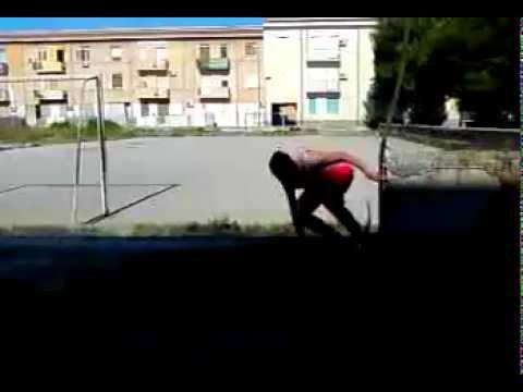 parkour siracusa