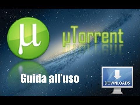 Tutorial Mac #12 - Come utilizzare uTorrent