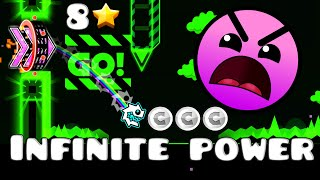 Geometry Dash (2.0) - Infinite Power by SuperBoost