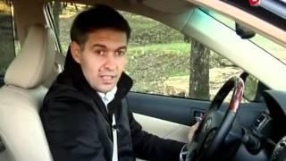 Тест драйв  Toyota Camry   (2011)   ч.1