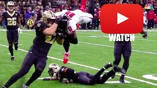 The Hardest Hits of Week 12 (HD) 2018 NFL Season